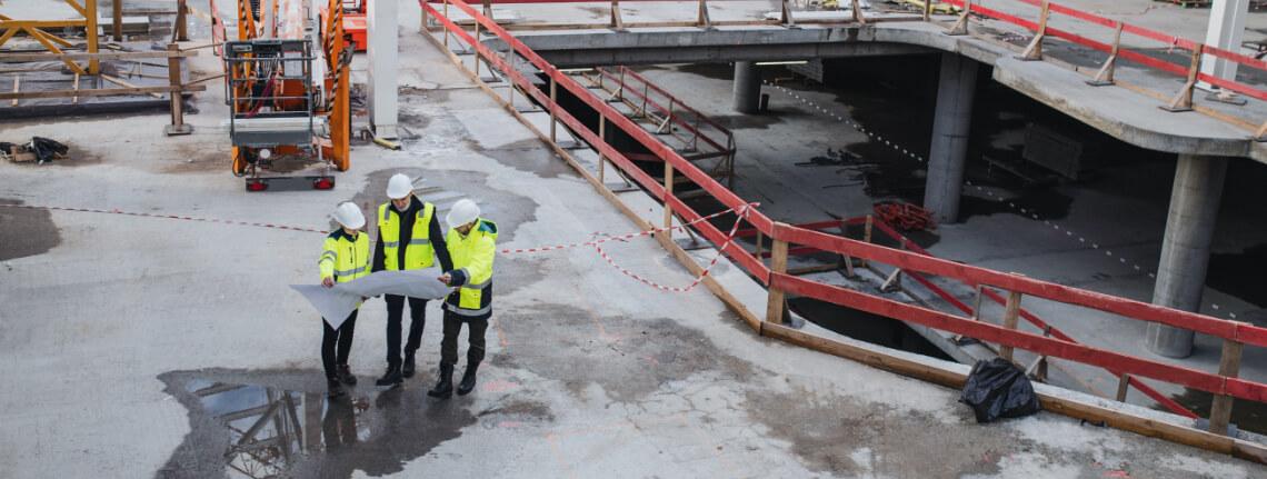 Doradztwo w zakresie branży budowlanej; przeglądy okresowe obiektów budowlanych.